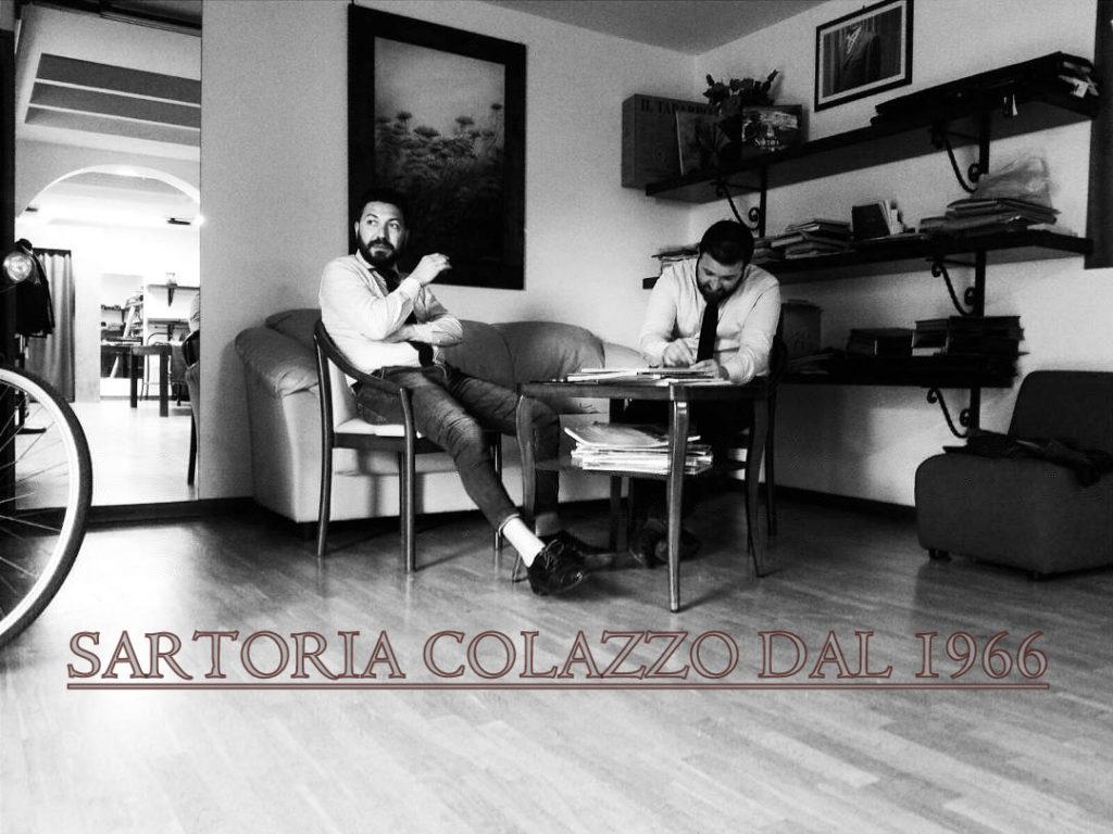 #SartoriaColazzo #madeinItaly #trunkshow #style#bespoke #bespoketailoring #sartoria#sartorial #italiantailoring #italianstyle #styles #fattoamano #menstyle #dandy #tailoring #tailor #luxur #handcreafted #hand #handmade #menswear #gentleman#gentlemen #igers #oldschool #passion #tailormade